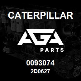 0093074 Caterpillar 2D0627 | AGA Parts