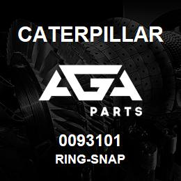 0093101 Caterpillar RING-SNAP | AGA Parts