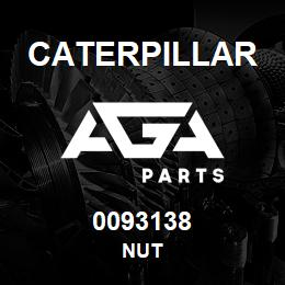 0093138 Caterpillar NUT | AGA Parts