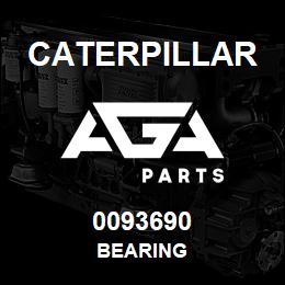 0093690 Caterpillar BEARING | AGA Parts