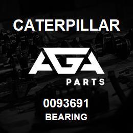 0093691 Caterpillar BEARING | AGA Parts