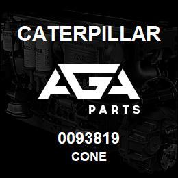 0093819 Caterpillar CONE | AGA Parts