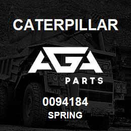 0094184 Caterpillar SPRING | AGA Parts