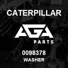 0098378 Caterpillar WASHER | AGA Parts
