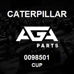 0098501 Caterpillar CUP | AGA Parts