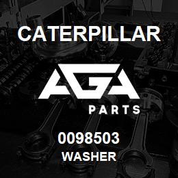 0098503 Caterpillar WASHER | AGA Parts