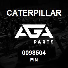 0098504 Caterpillar PIN | AGA Parts