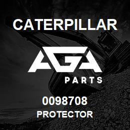 0098708 Caterpillar PROTECTOR | AGA Parts