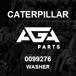 0099276 Caterpillar WASHER | AGA Parts