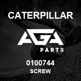 0100744 Caterpillar SCREW | AGA Parts
