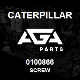 0100866 Caterpillar SCREW | AGA Parts