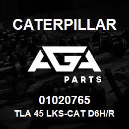 01020765 Caterpillar TLA 45 LKS-CAT D6H/R/T LGP HD 3/4IN | AGA Parts