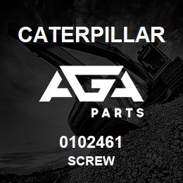 0102461 Caterpillar SCREW | AGA Parts