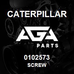 0102573 Caterpillar SCREW | AGA Parts