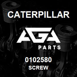 0102580 Caterpillar SCREW | AGA Parts