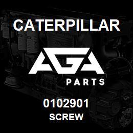 0102901 Caterpillar SCREW | AGA Parts