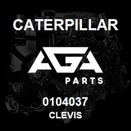 0104037 Caterpillar CLEVIS | AGA Parts