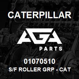 01070510 Caterpillar S/F ROLLER GRP - CAT D10N/R | AGA Parts