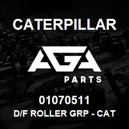 01070511 Caterpillar D/F ROLLER GRP - CAT D10N/R | AGA Parts