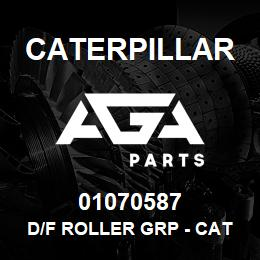 01070587 Caterpillar D/F ROLLER GRP - CAT D8N/R/T CR4529 | AGA Parts