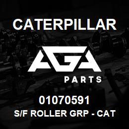 01070591 Caterpillar S/F ROLLER GRP - CAT D9N/R/T | AGA Parts