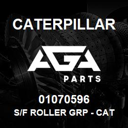 01070596 Caterpillar S/F ROLLER GRP - CAT D8N/R/T CR4528 | AGA Parts