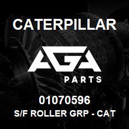 01070596 Caterpillar S/F ROLLER GRP - CAT D8N/R/T CR4528 | AGA Parts