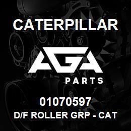 01070597 Caterpillar D/F ROLLER GRP - CAT D8N/R/T CR4529 | AGA Parts