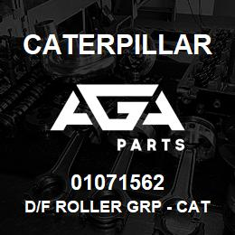01071562 Caterpillar D/F ROLLER GRP - CAT D6H/R - D6D (C | AGA Parts