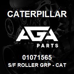 01071565 Caterpillar S/F ROLLER GRP - CAT D4H/D5M | AGA Parts