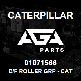 01071566 Caterpillar D/F ROLLER GRP - CAT D4H/D5M | AGA Parts