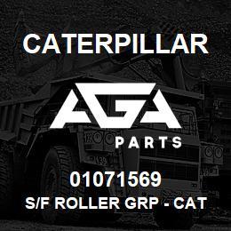 01071569 Caterpillar S/F ROLLER GRP - CAT D5H/D6M/953 | AGA Parts