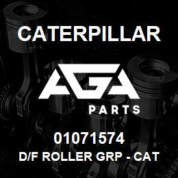 01071574 Caterpillar D/F ROLLER GRP - CAT D7H/R, D7F/G ( | AGA Parts