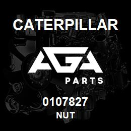 0107827 Caterpillar NUT | AGA Parts