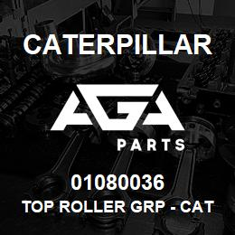 01080036 Caterpillar TOP ROLLER GRP - CAT D6C/D | AGA Parts