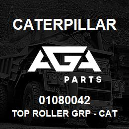 01080042 Caterpillar TOP ROLLER GRP - CAT D9G/H | AGA Parts