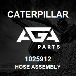 1025912 Caterpillar HOSE ASSEMBLY | AGA Parts