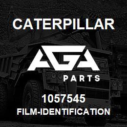 1057545 Caterpillar FILM-IDENTIFICATION | AGA Parts