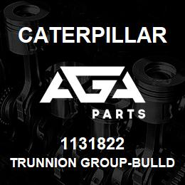 1131822 Caterpillar TRUNNION GROUP-BULLDOZER | AGA Parts