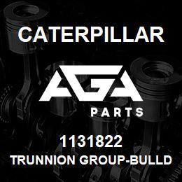 1131822 Caterpillar TRUNNION GROUP-BULLDOZER | AGA Parts