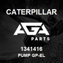1341416 Caterpillar PUMP GP-EL | AGA Parts