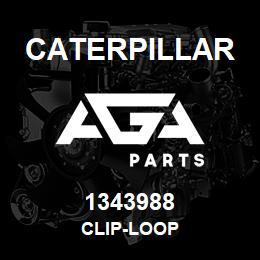 1343988 Caterpillar CLIP-LOOP | AGA Parts