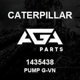 1435438 Caterpillar PUMP G-VN | AGA Parts