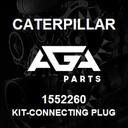1552260 Caterpillar KIT-CONNECTING PLUG (3-PIN) (ENGINE SENSOR WIRING HARNESS) | AGA Parts