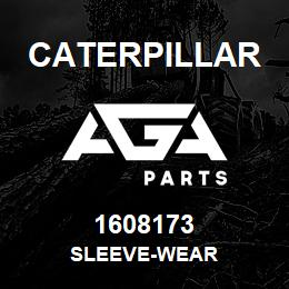 1608173 Caterpillar SLEEVE-WEAR | AGA Parts