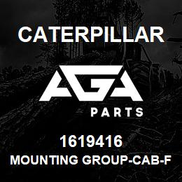 1619416 Caterpillar MOUNTING GROUP-CAB-FORESTRY | AGA Parts