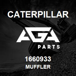 1660933 Caterpillar MUFFLER | AGA Parts