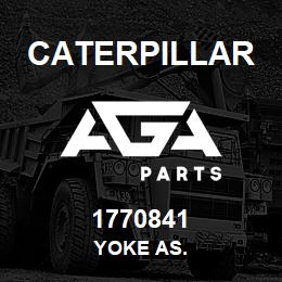 1770841 Caterpillar YOKE AS. | AGA Parts