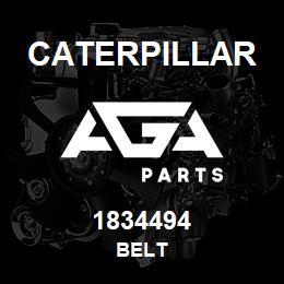 CATERPILLAR BELT 1834494 NEW
