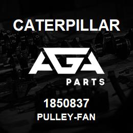 1850837 Caterpillar PULLEY-FAN | AGA Parts
